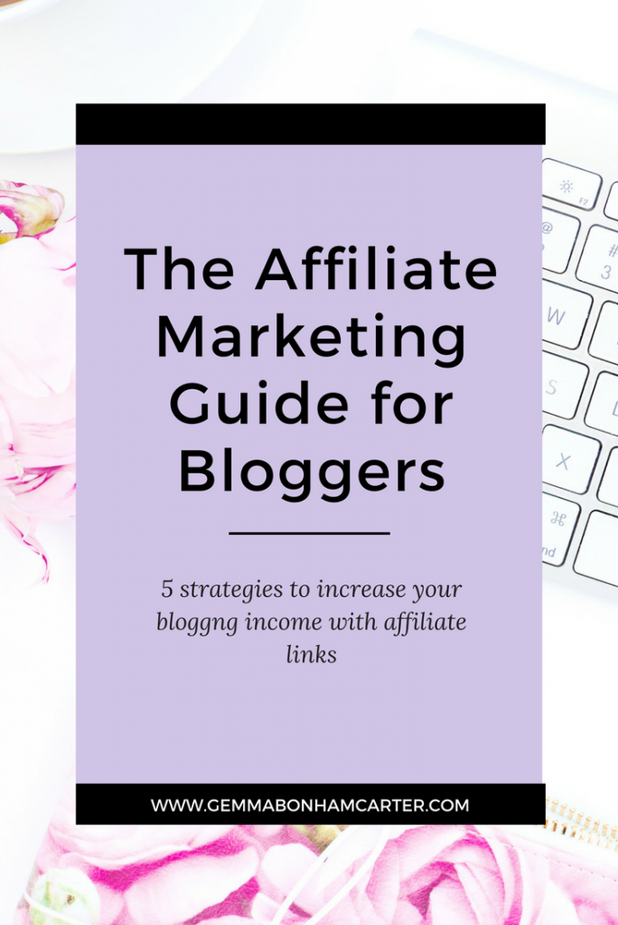 Affiliate marketing is a great strategy for making money blogging. Here are 5 things you can do today to increase your affiliate earnings. Plus, where to get affiliate links, and a free tracking sheet!