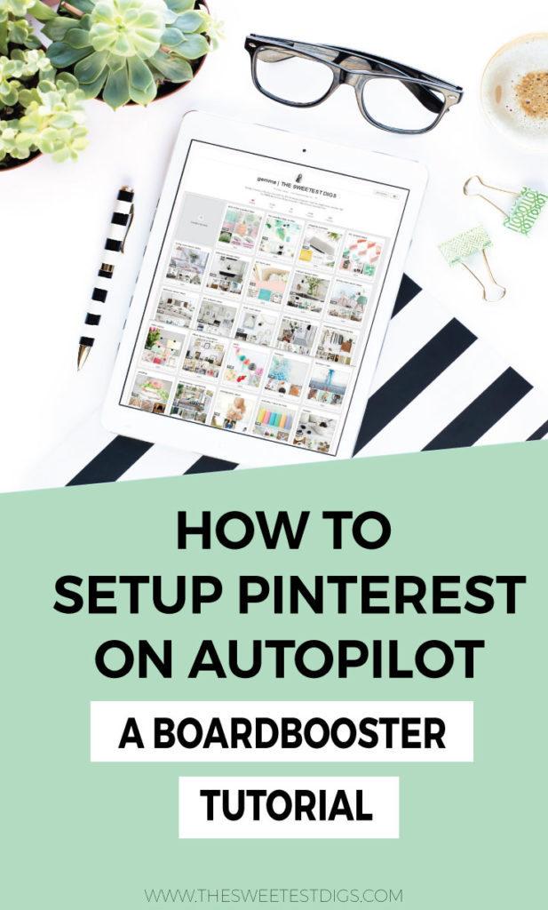 Boardbooster Tutorial | How to automate Pinterest with Boardbooster | Pinterest Scheduler | Increase blog traffic