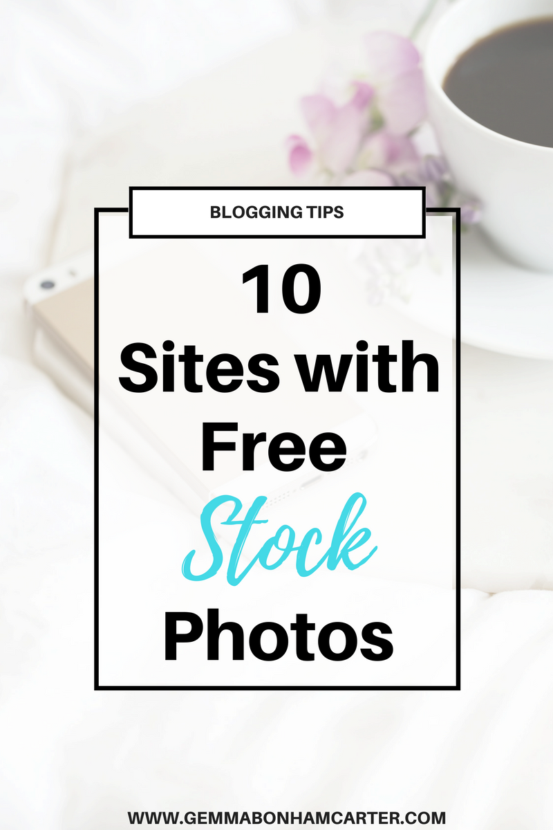 #Free #Stock Photos | The best websites to find royalty free stock photos and images that you can use for any personal or commercial project. Perfect for bloggers who need images for their blogs and social media! Click through for the full list.