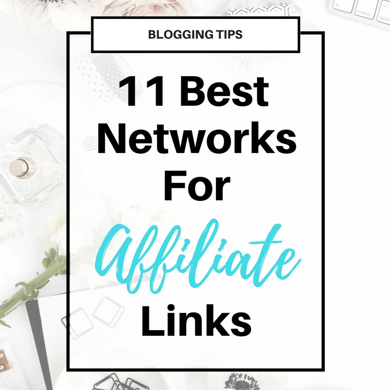 #Affiliate marketing is a great strategy for making money #blogging. Click for how to get affiliate links and which affiliate networks to join.