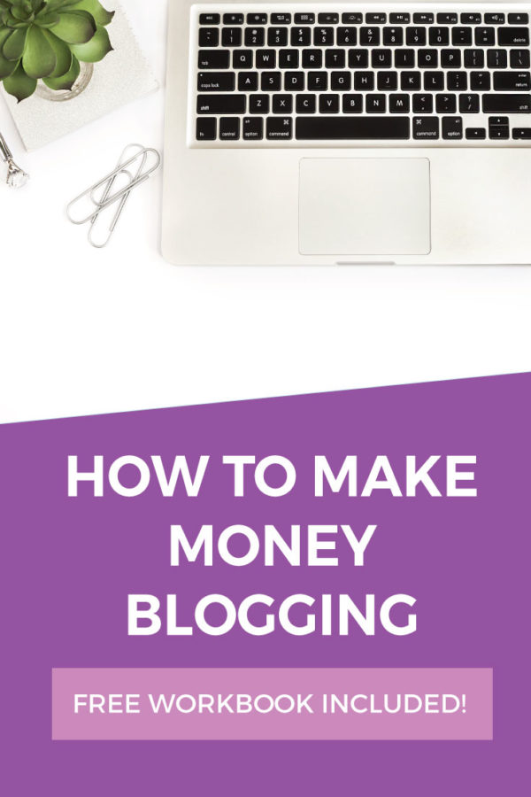Want to make money blogging? Here is why you NEED to sell products or services on your blog and how to get started. Blogging biz tips you don't want to miss! Click through for the blog post and FREE eBook download!!
