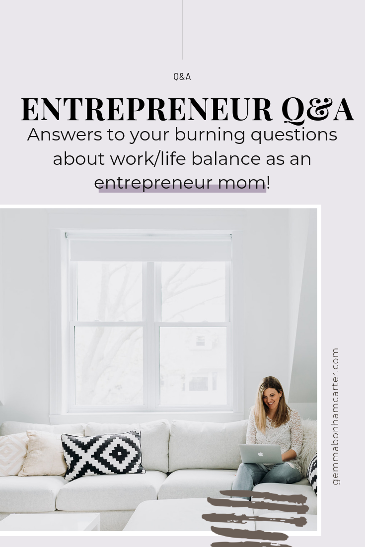 Ep7: Entrepreneur Q&A: Answering your life and biz questions!