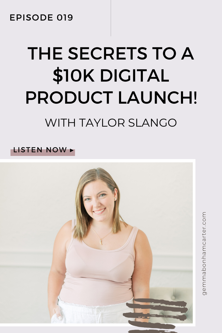 Ep19: The 5 Phases of Launching with Taylor Slango