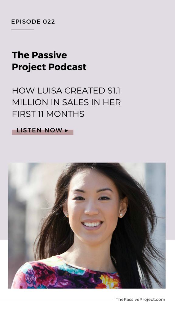 Ep22: How Luisa Built Her Coaching Business to $1.1 Million in 11 Months