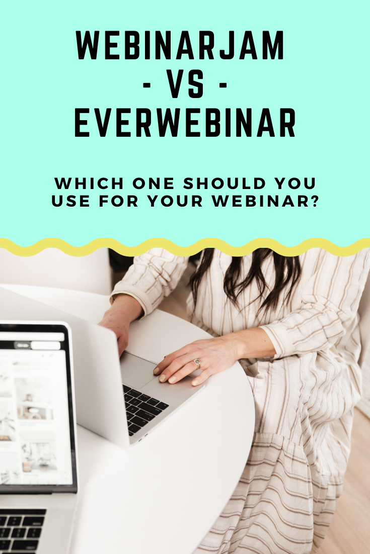 Webinarjam vs Everwebinar. Which webinar software should you use? Read the review.